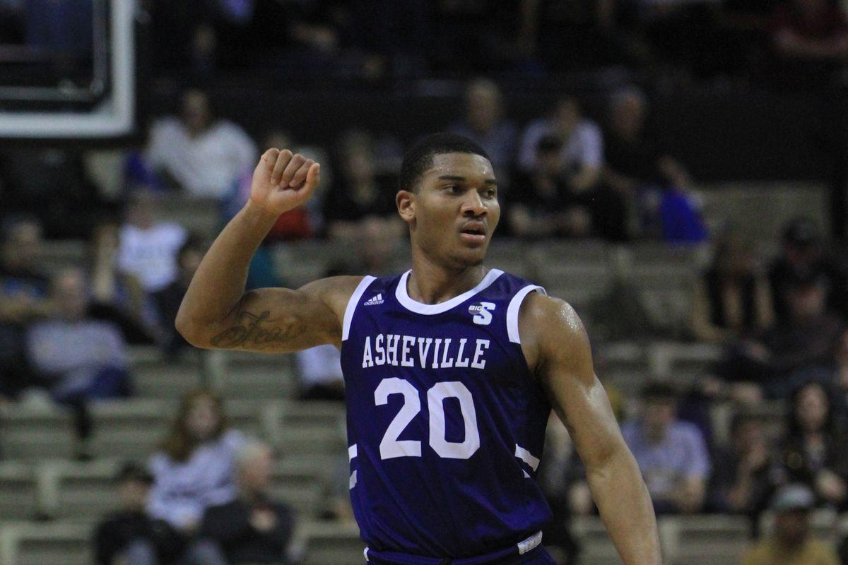 COLLEGE BASKETBALL: DEC 31 UNC Asheville at Vanderbilt