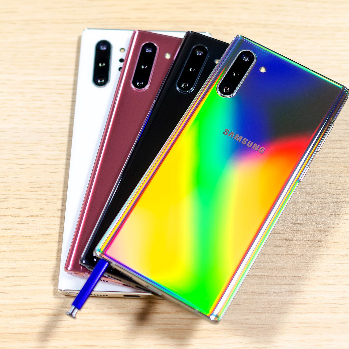 Image result for Samsung explains why the Note 10 doesn't have a headphone jack