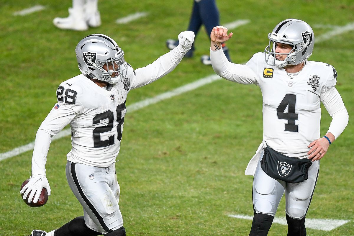 NFL: JAN 03 Raiders at Broncos