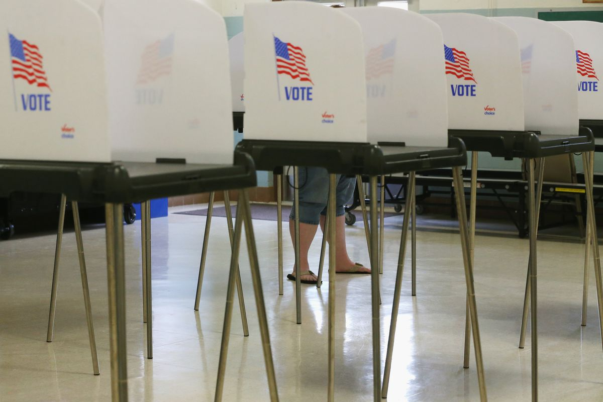 Citizens In Five States Vote In Primary Elections