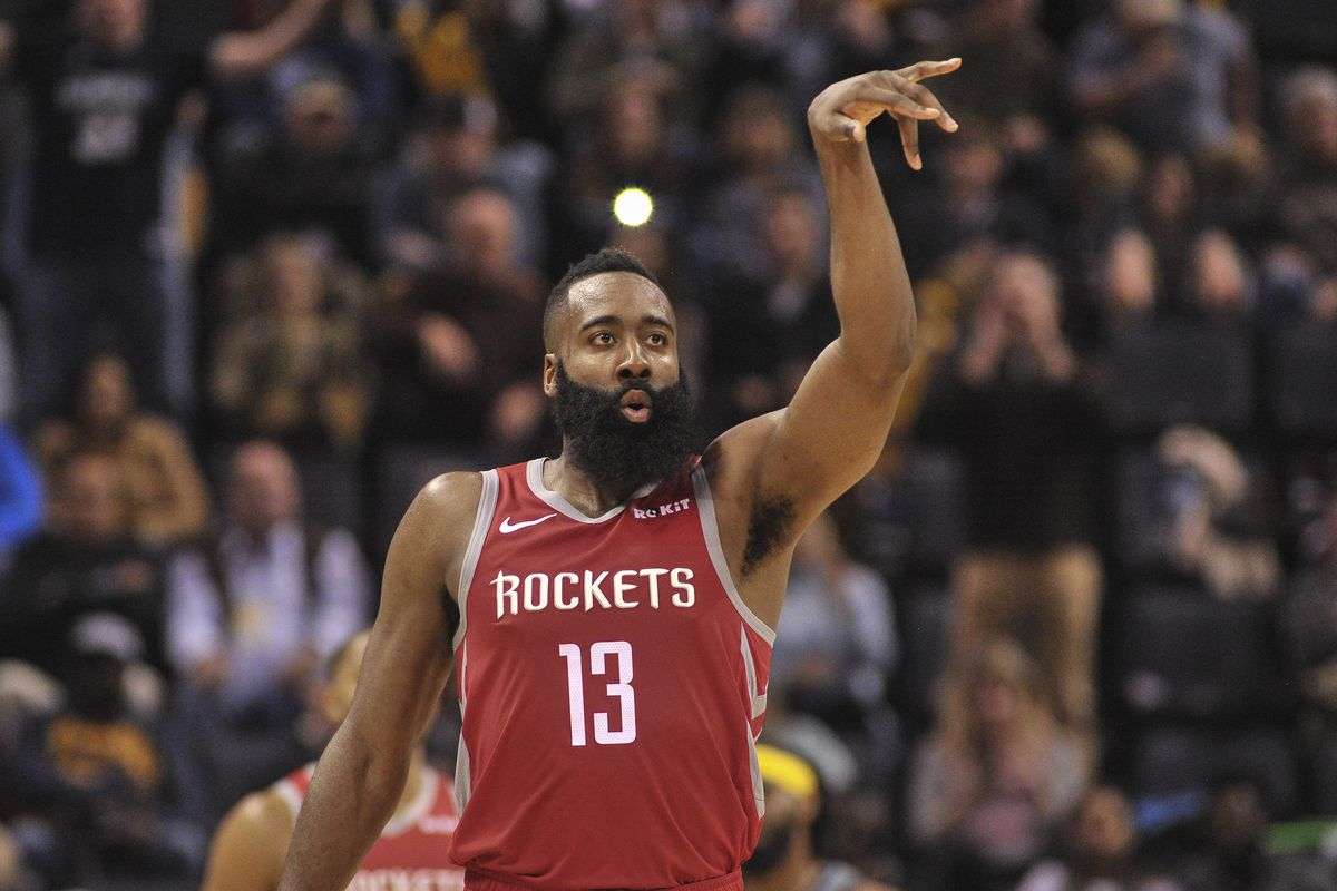 7876f402f90f James Harden - WC Player of The Week - The Dream Shake
