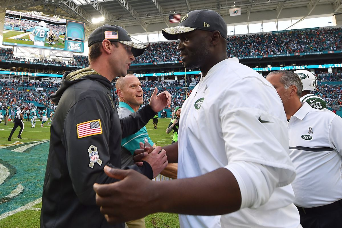 NFL: New York Jets at Miami Dolphins