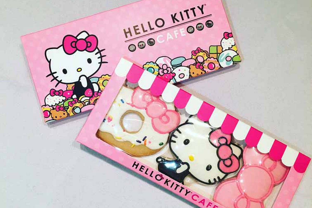 The Hello Kitty Cafe Truck Purrs Into Las Vegas Again - Eater Vegas 7704edb58a5d