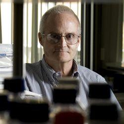 Greg Burton, chairman of BYU?s Department of Chemistry and Biochemistry.