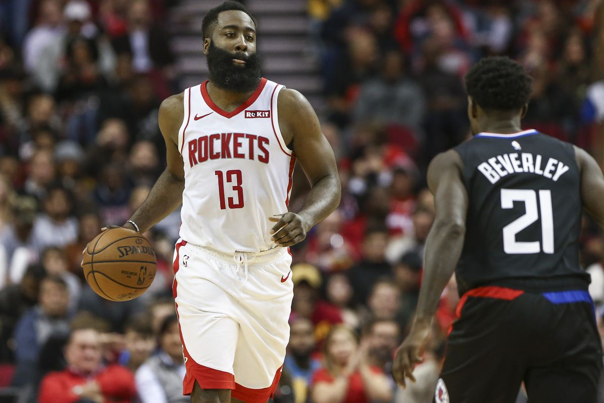 Recap: Unstoppable James Harden Leads Rockets to 102-93 Win Over Clippers