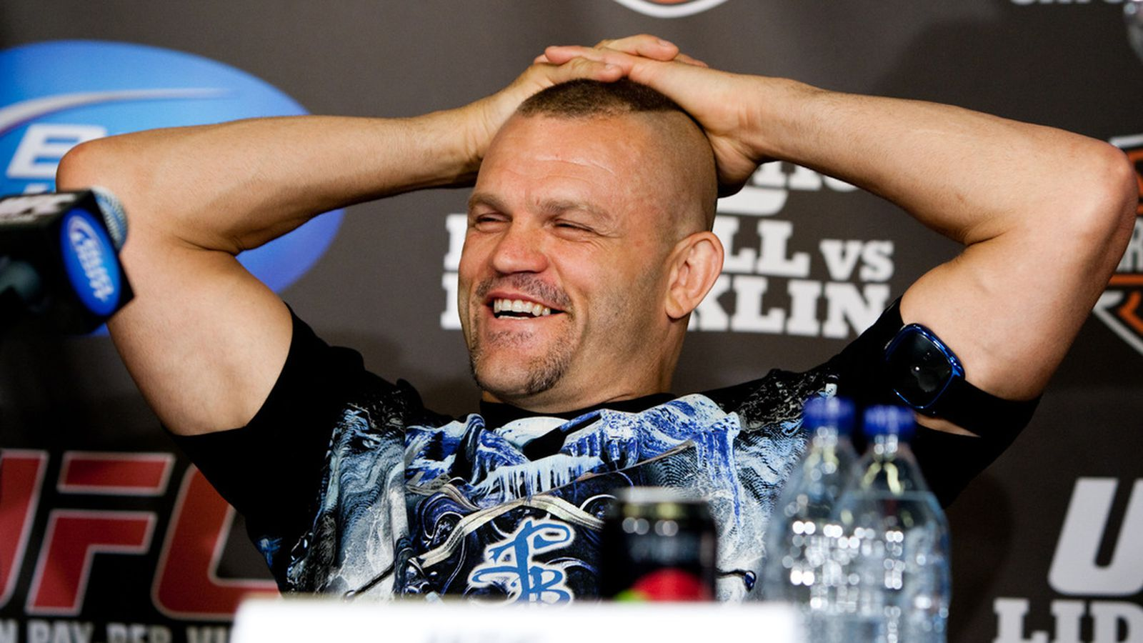 7f6fd68c595e51 Chuck Liddell unloads on  piece of sh t  Tito Ortiz over social media  (updated) - MMA Fighting