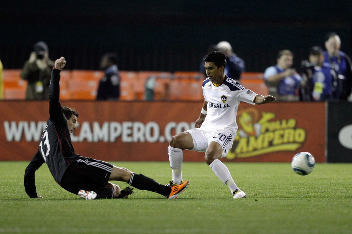 Can D.C. United breed lilacs out of the LA Galaxy's dead land?