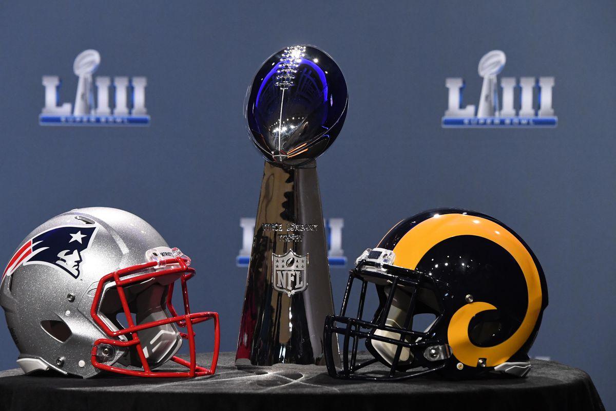 a4d6cf714eddf0 Super Bowl LIII: NE Patriots at LA Rams Thursday (1/31) injury ...