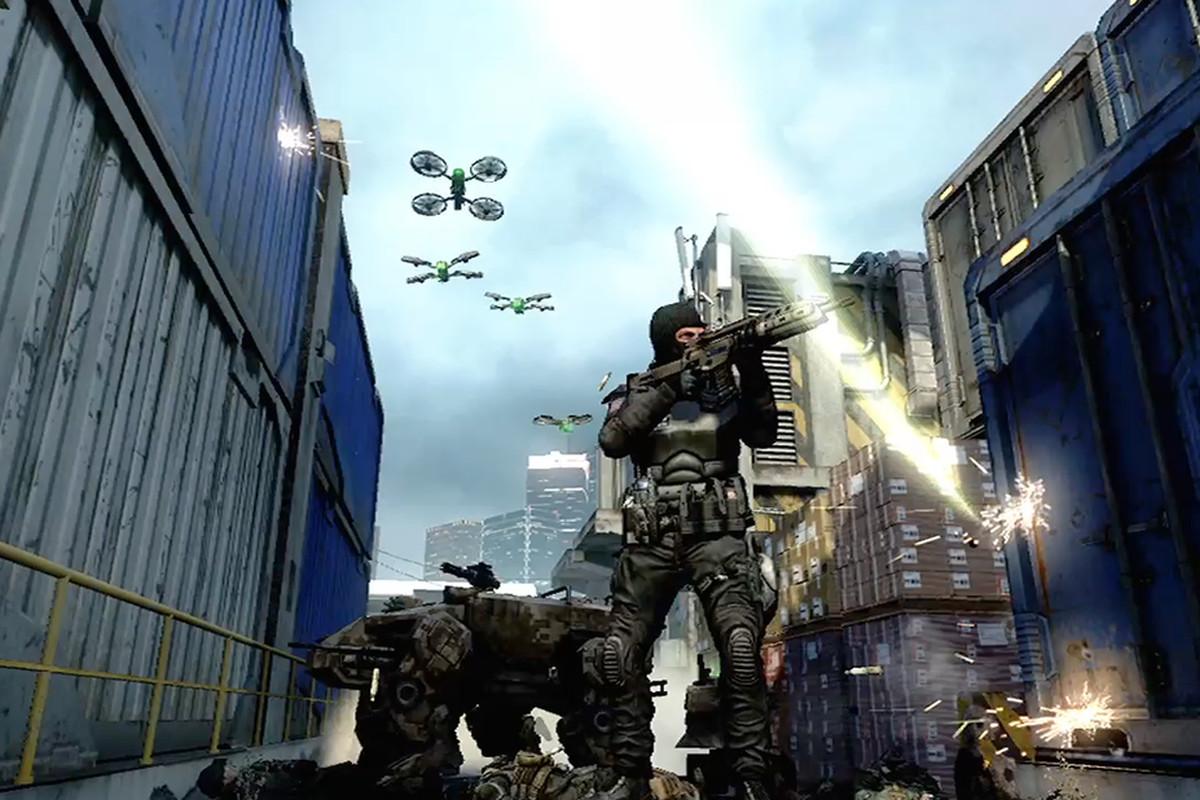 Call of Duty Black Ops 2 Strike Force