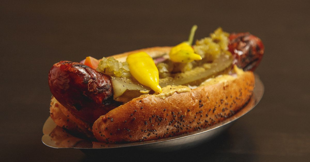 Best Hot Dogs South Side Chicago