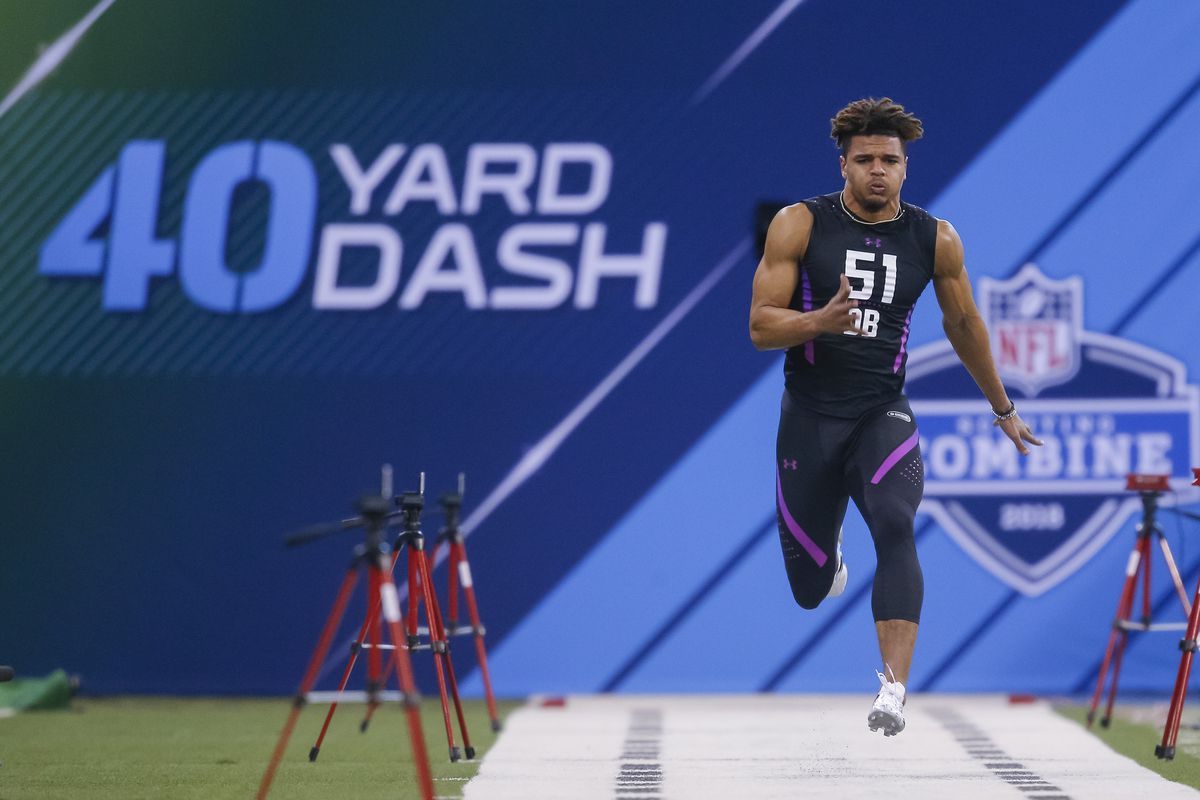 Nfl Combine How Did The State S Players Perform On Friday Al Com