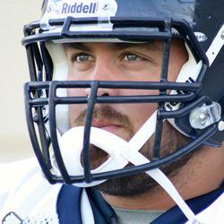 Denver Broncos DE Ben Garland