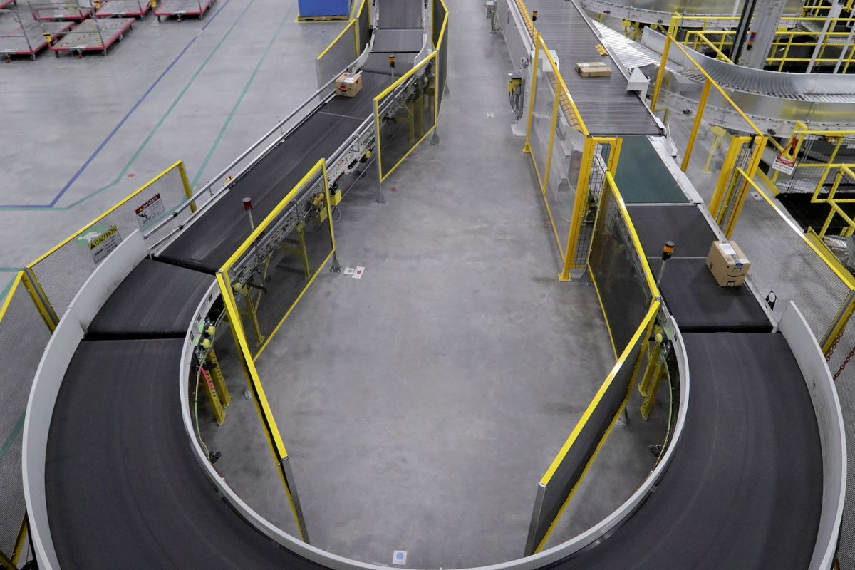 Amazon to open 2nd Utah fulfillment center - Deseret News