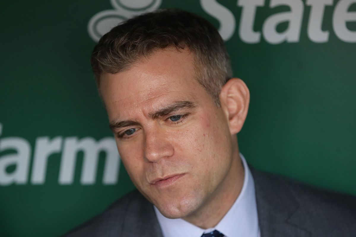 Won't Stop Believing: Theo Epstein confident 'we're the right group' to fix Cubs — but is he right?