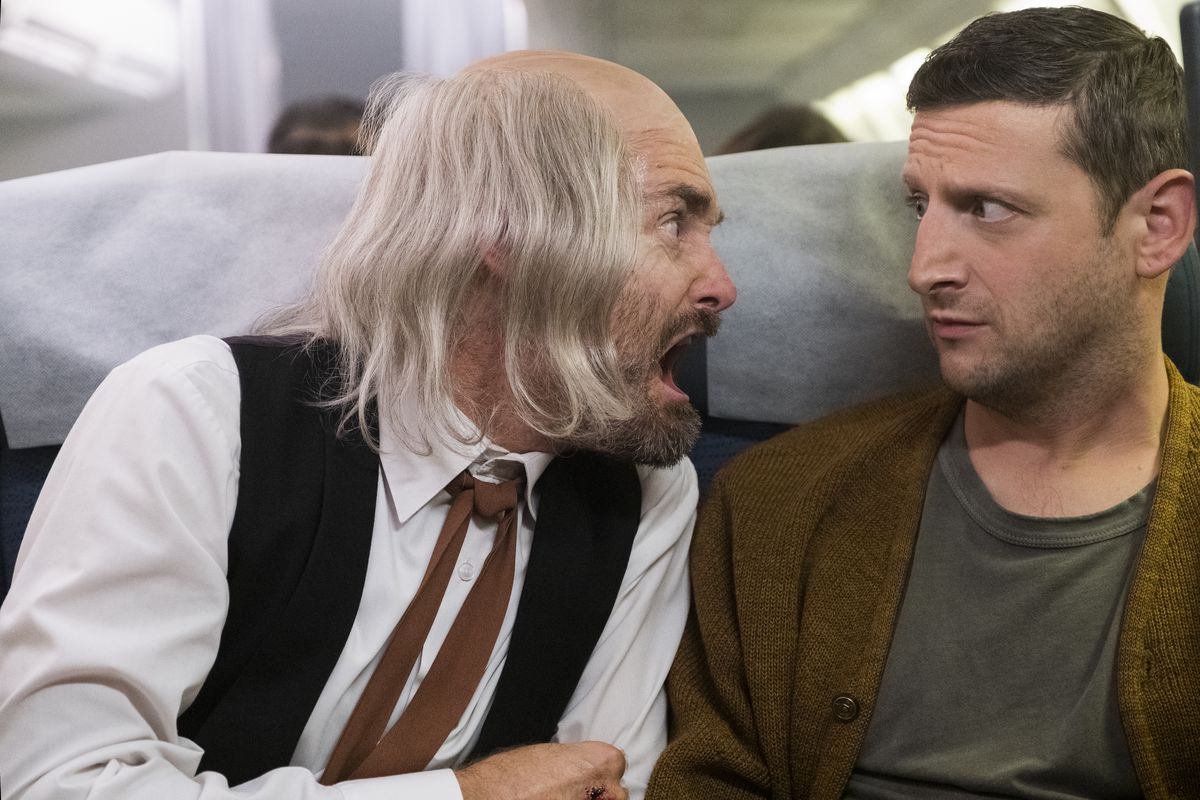Will Forte and Tim Robinson in I Think You Should Leave with Tim Robinson.