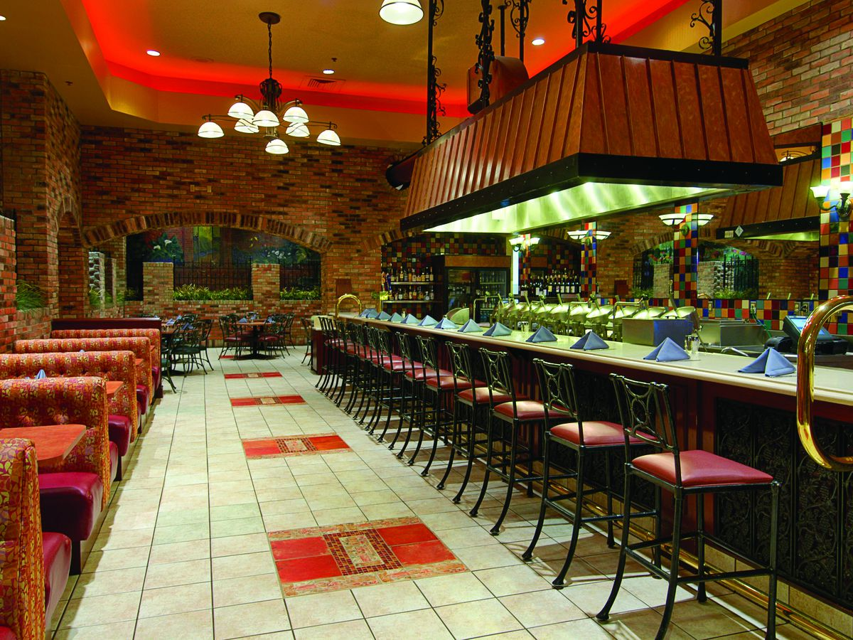 Big Al's Oyster Bar at the Orleans