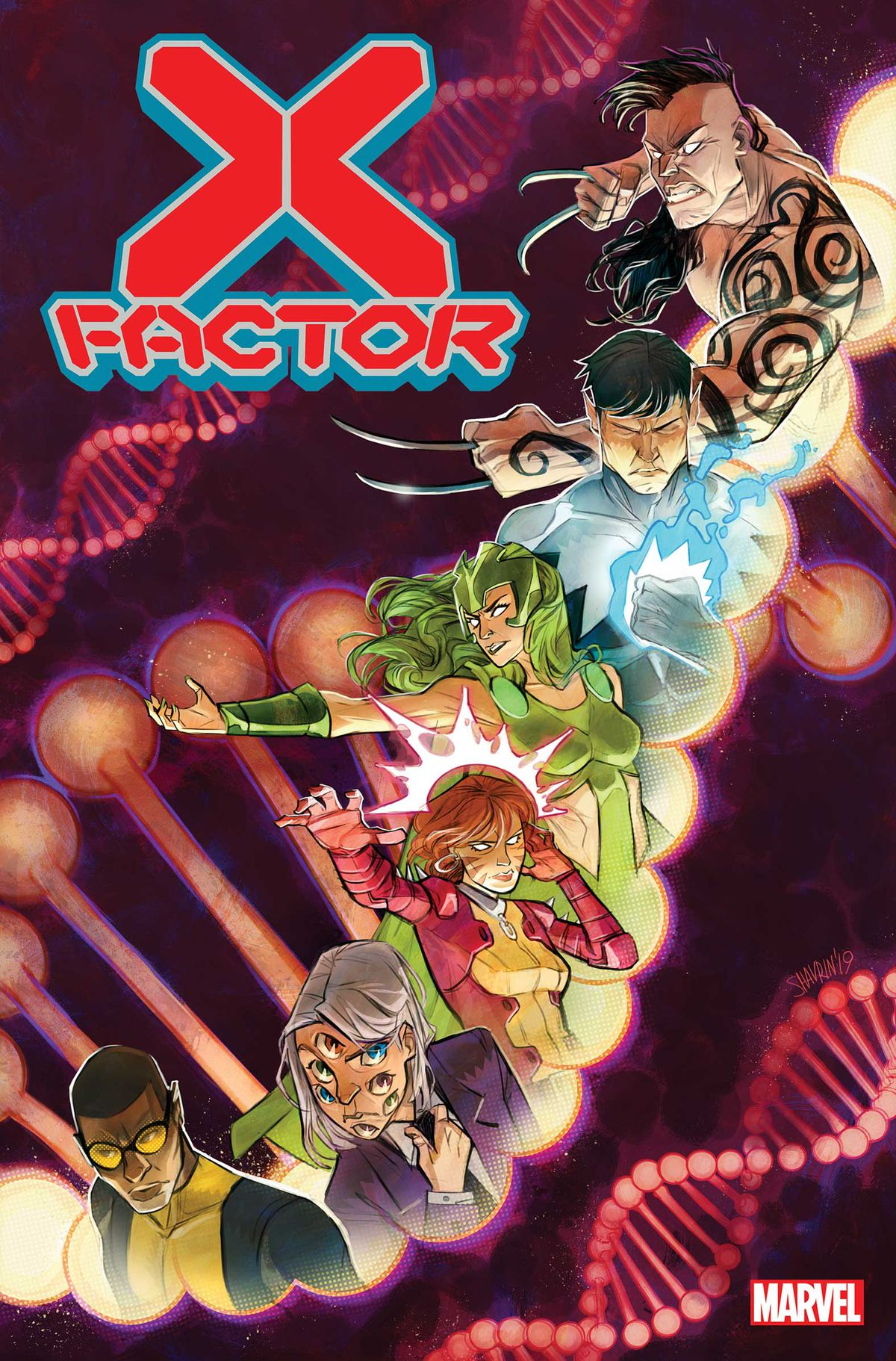 Exclusive Marvel S New X Factor Series Will Investigate
