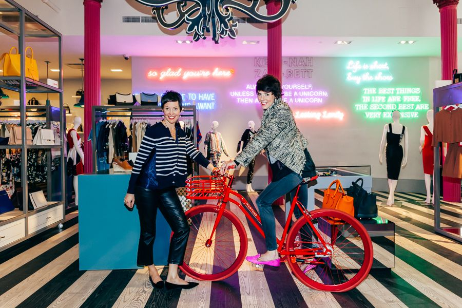 Kirna Zabete's Founders: The Posh and Sporty Spice of NYC