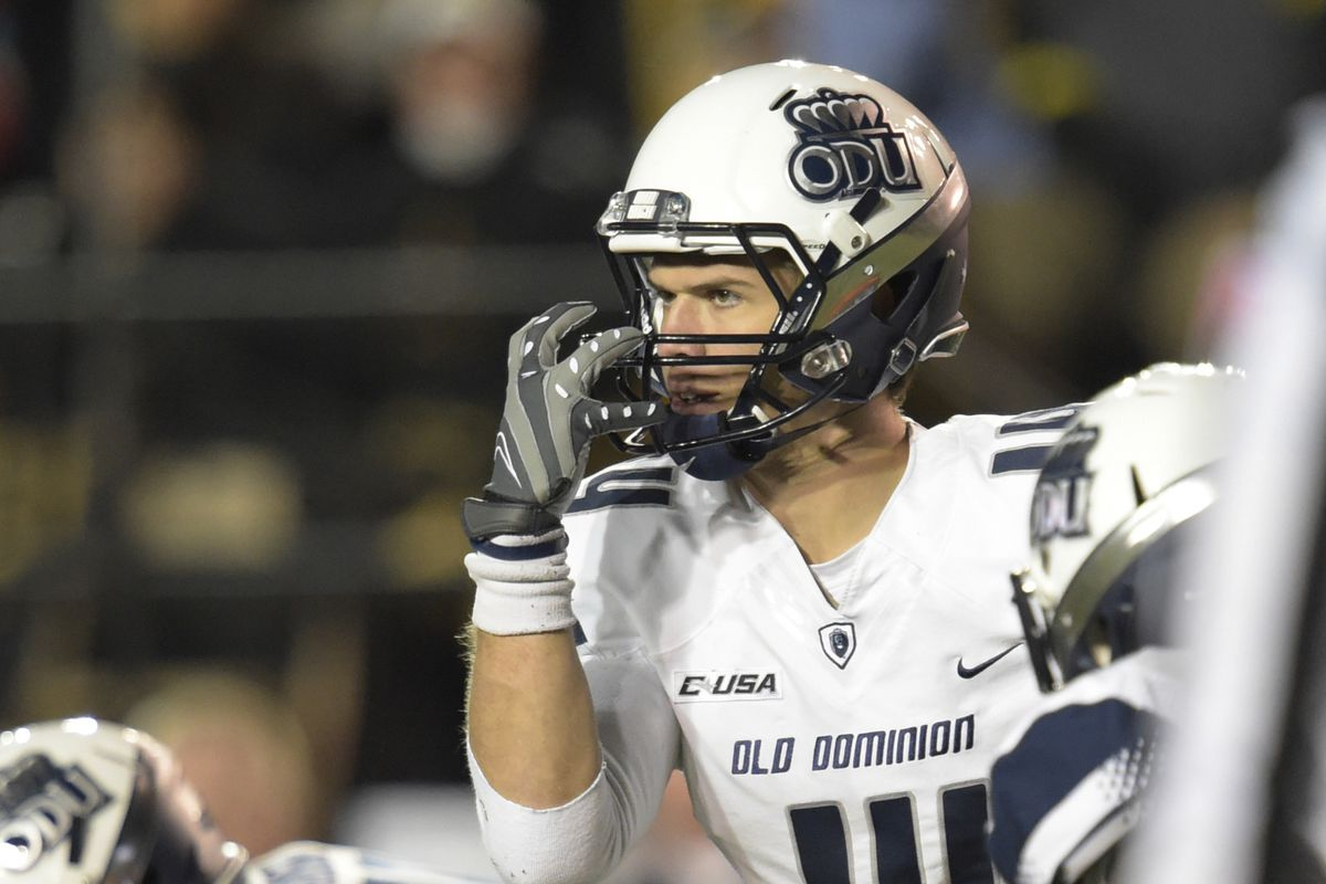 buy popular 1b677 f730b Study Hall: Old Dominion 38, FIU 35 - Football Study Hall