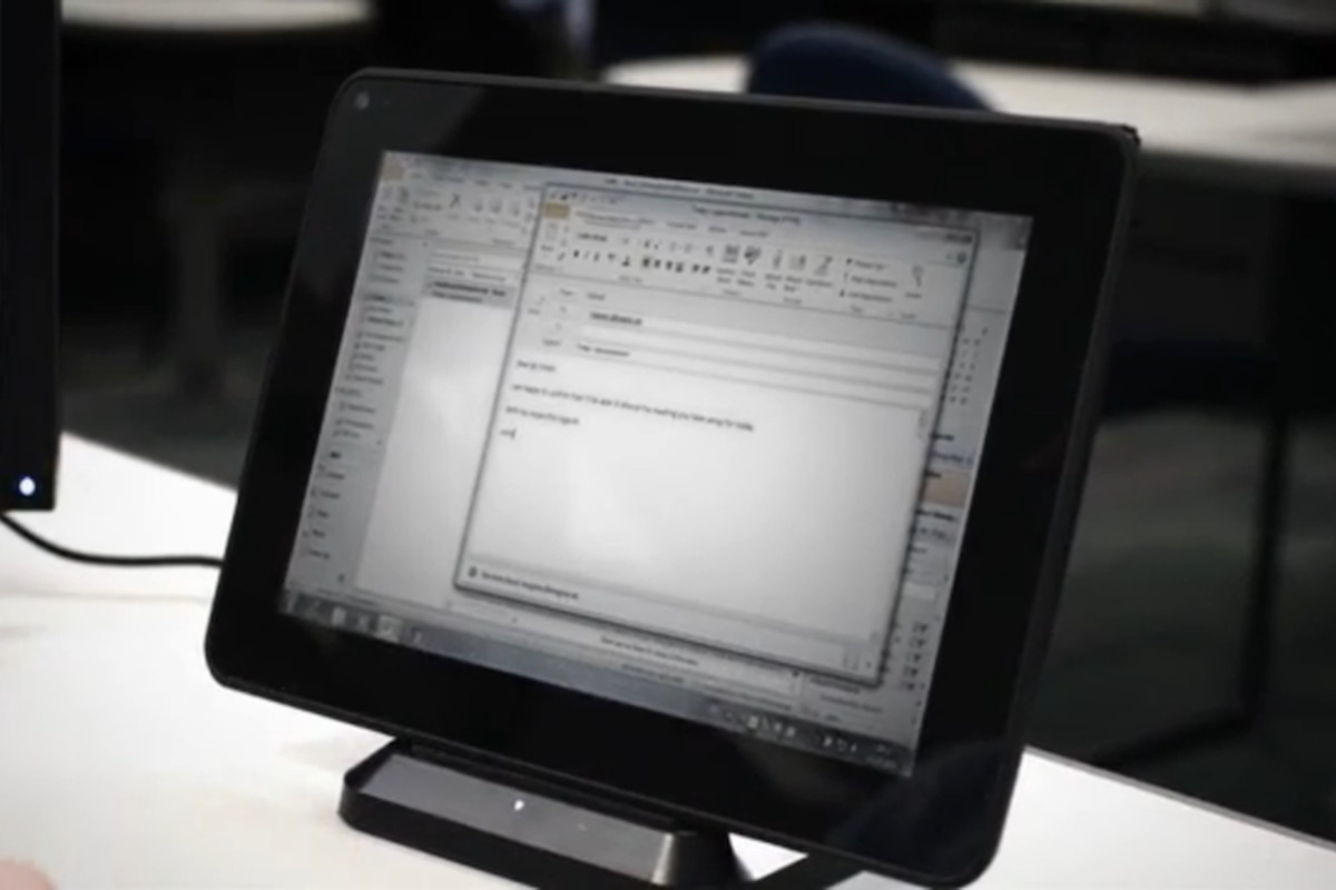 Dell Latitude ST Windows 7 Tablet And Dock Revealed