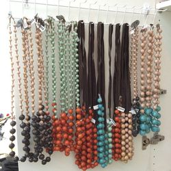 Necklaces made in Haiti - $13.50