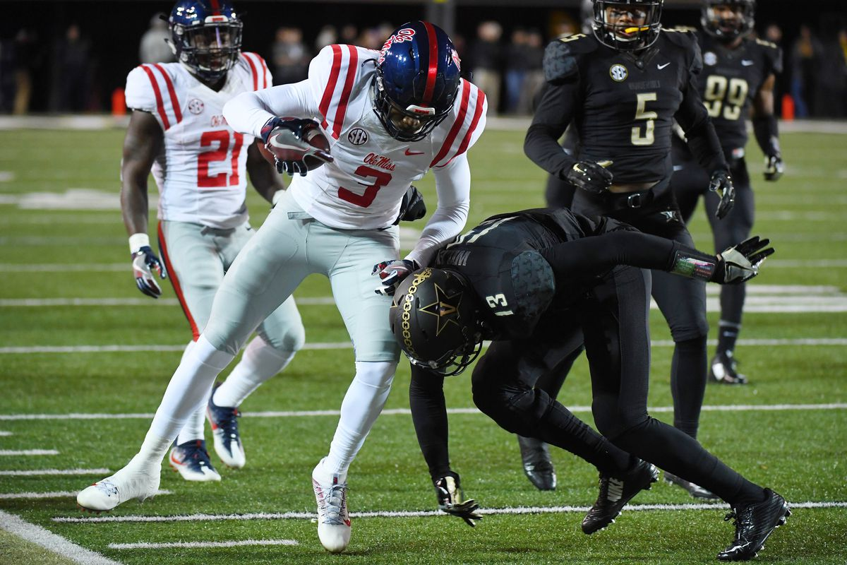 Christopher Hanewinckel USA TODAY Sports Later Tonight Ole Miss