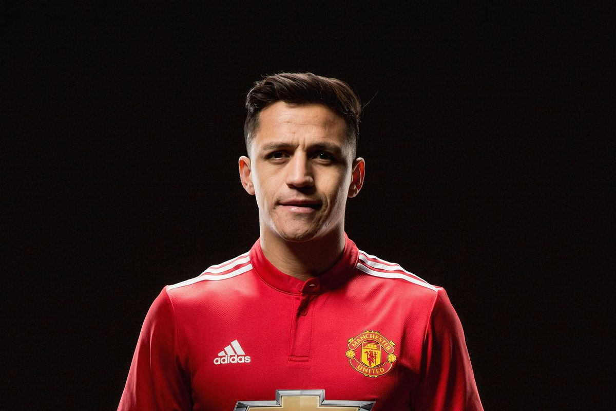 the latest ecc44 ee2e1 How will Manchester United line up with Alexis Sánchez in ...