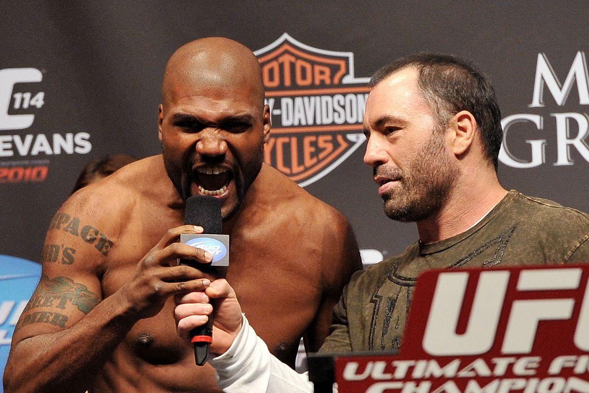 UFC 114 Weigh-In