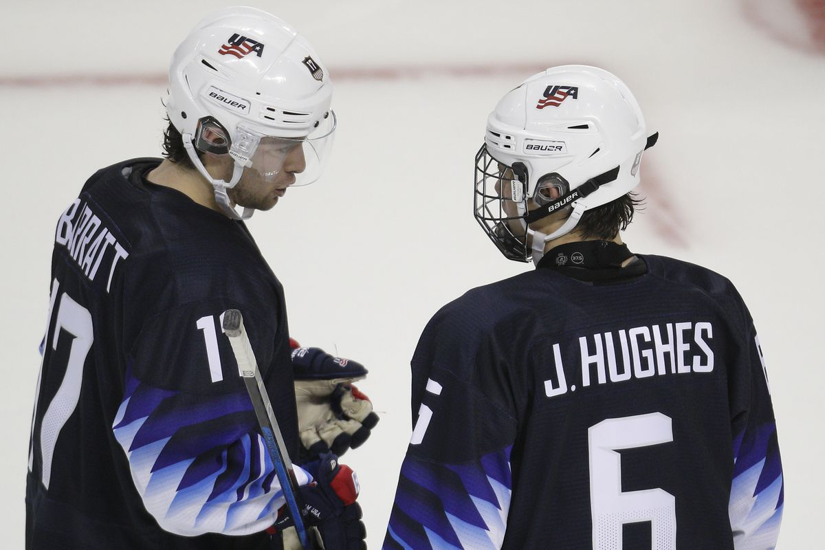 NHL Draft Lottery Odds: Who has the best shot at Jack Hughes