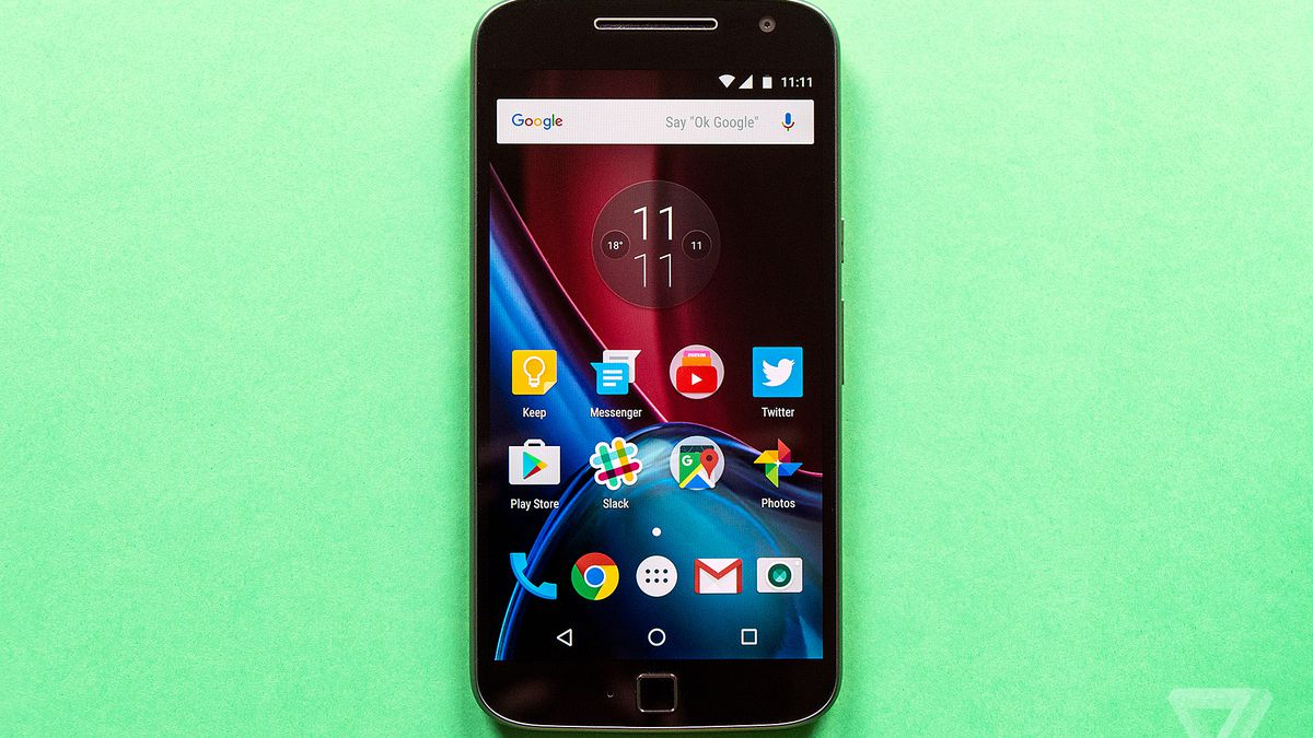 Moto G4 Plus review: no - The Verge