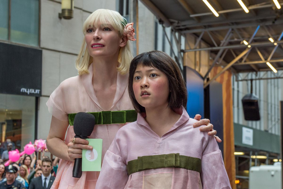 Cannes 2017 Netflix S Okja Is A Bonkers Corporate Satire Starring