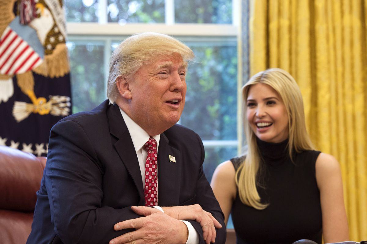 Ivanka Trump In An Nbc Interview I Believe My Dad Over His Accusers
