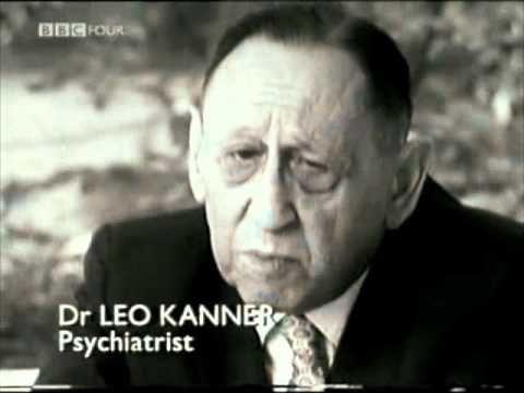 Leo Kanner being interview on BBC Four
