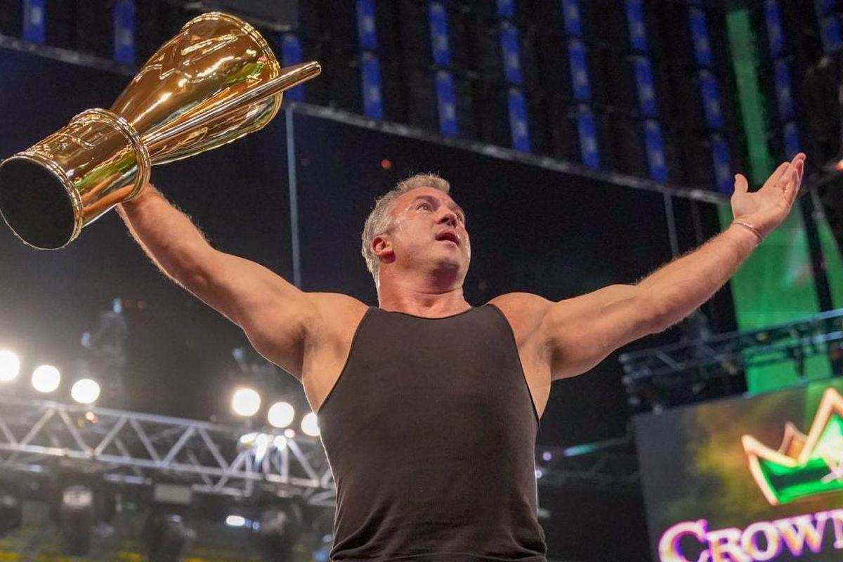 Resultado das Apostas #2 - WWE Crown Jewel