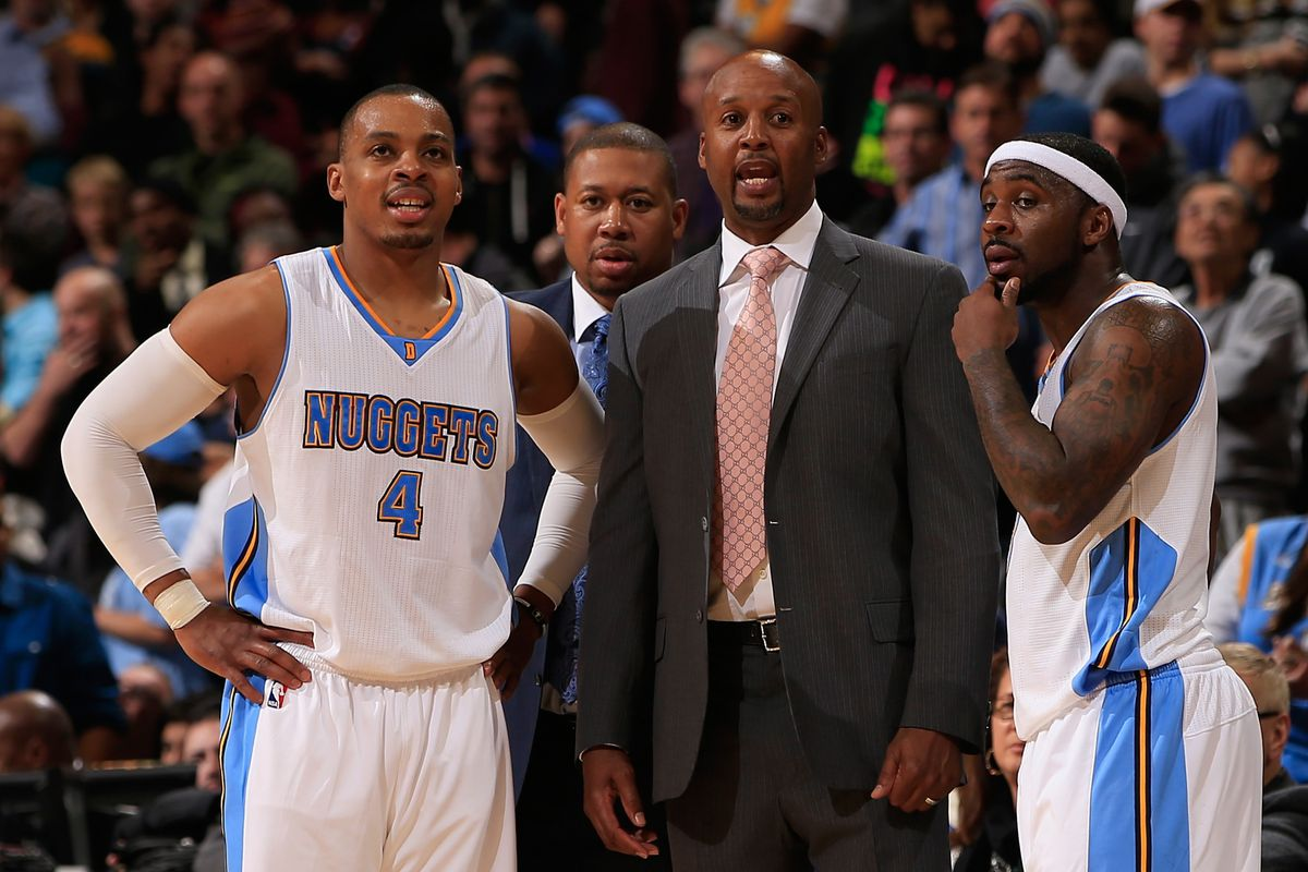 The Denver Nuggets need a steady rotation. Only Brian Shaw can determine how.