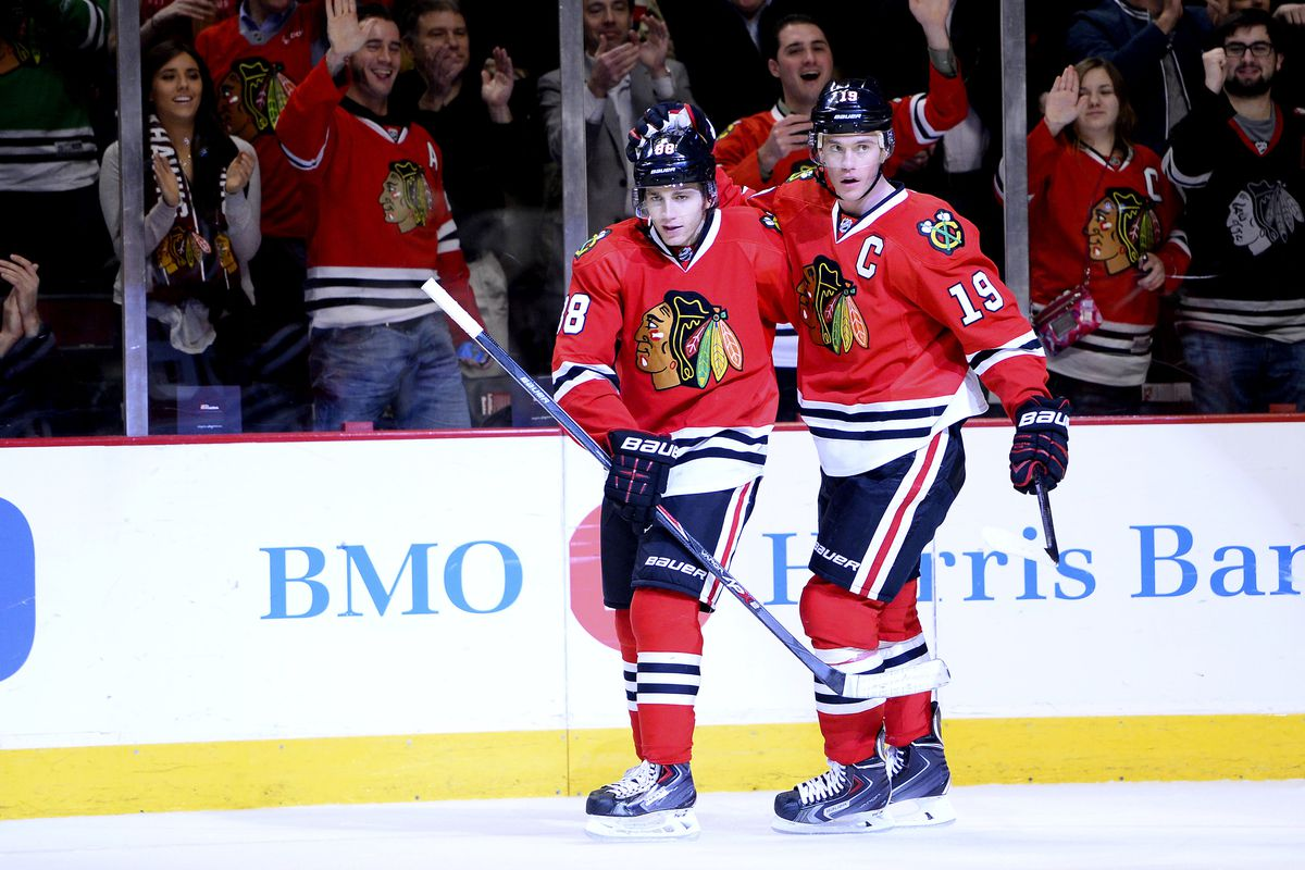 2016 NHL All-Star Game rosters  Jonathan Toews joins Patrick Kane on Central  team b2dd78f21