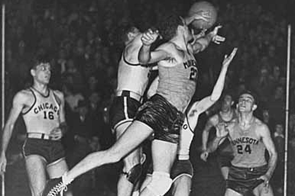 Chicago vs Minnesota 1942