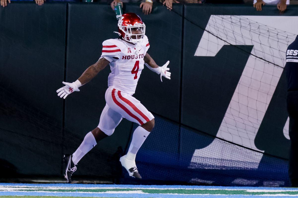 NCAA Football: Houston at Tulane