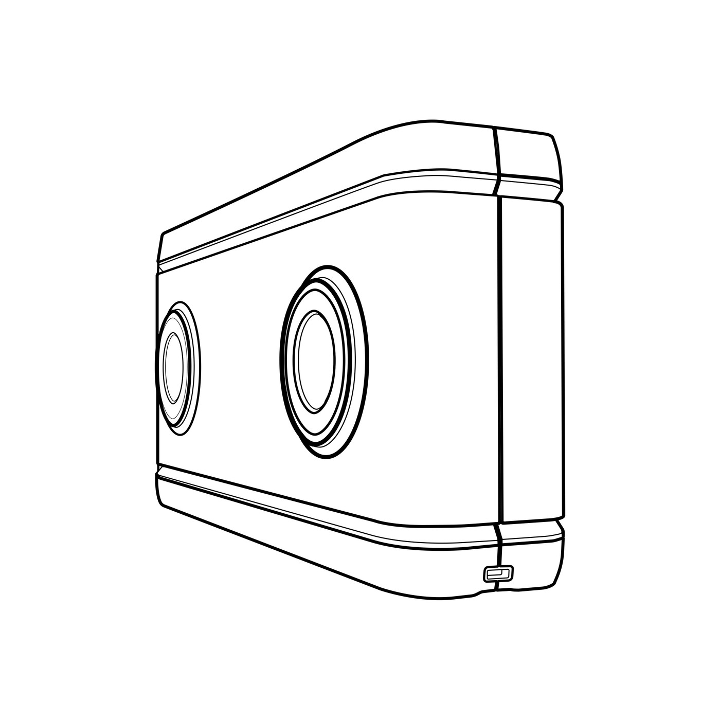 is launching a new line of cameras for 180 degree vr video Microsoft Lenovo Phone is launching a new line of cameras for 180 degree vr video the verge