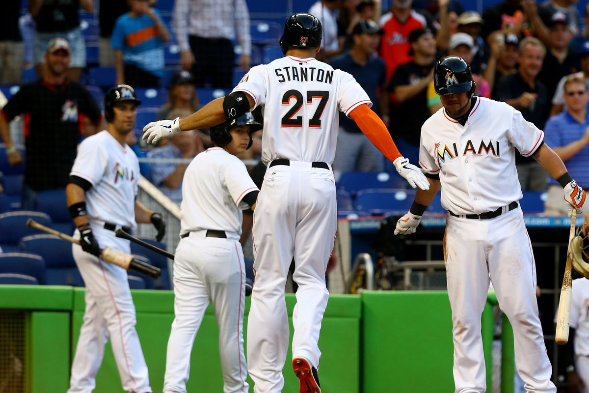 The Marlins have a tough decision to make, should they make a decision at all