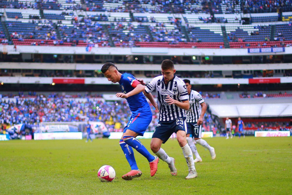 Cruz Azul v Monterrey - Torneo Apertura 2018 Liga MX