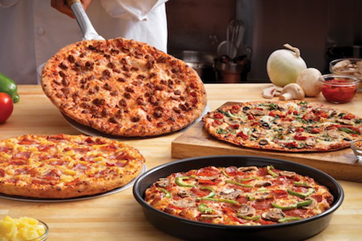 Dominos Pizza Menu Usa >> Domino's New Pizzas to Be 'Handmade,' Not by Robots - Eater