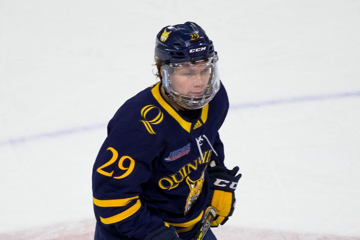 Quinnipiac v Boston University