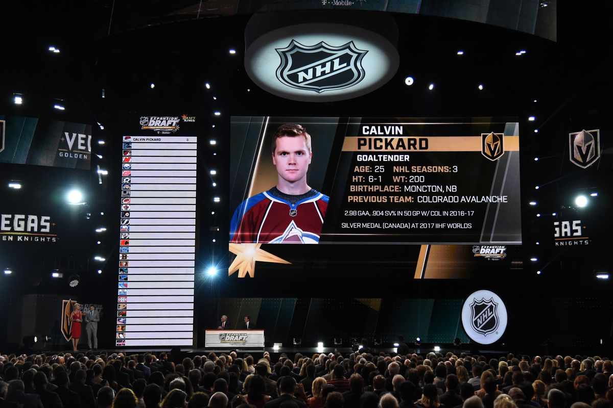 2017 NHL Awards and Expansion Draft<br>