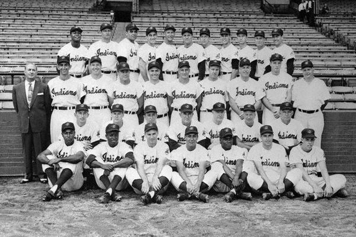 1954 Cleveland Indians May 3 May 9 Pitching The Distance Again