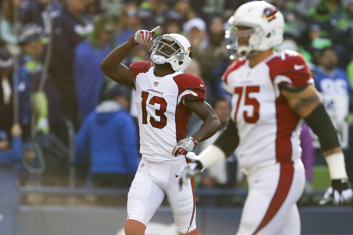 newest df3ac 64338 2018 NFL Free Agency: Seahawks add former Cardinals WR Jaron ...