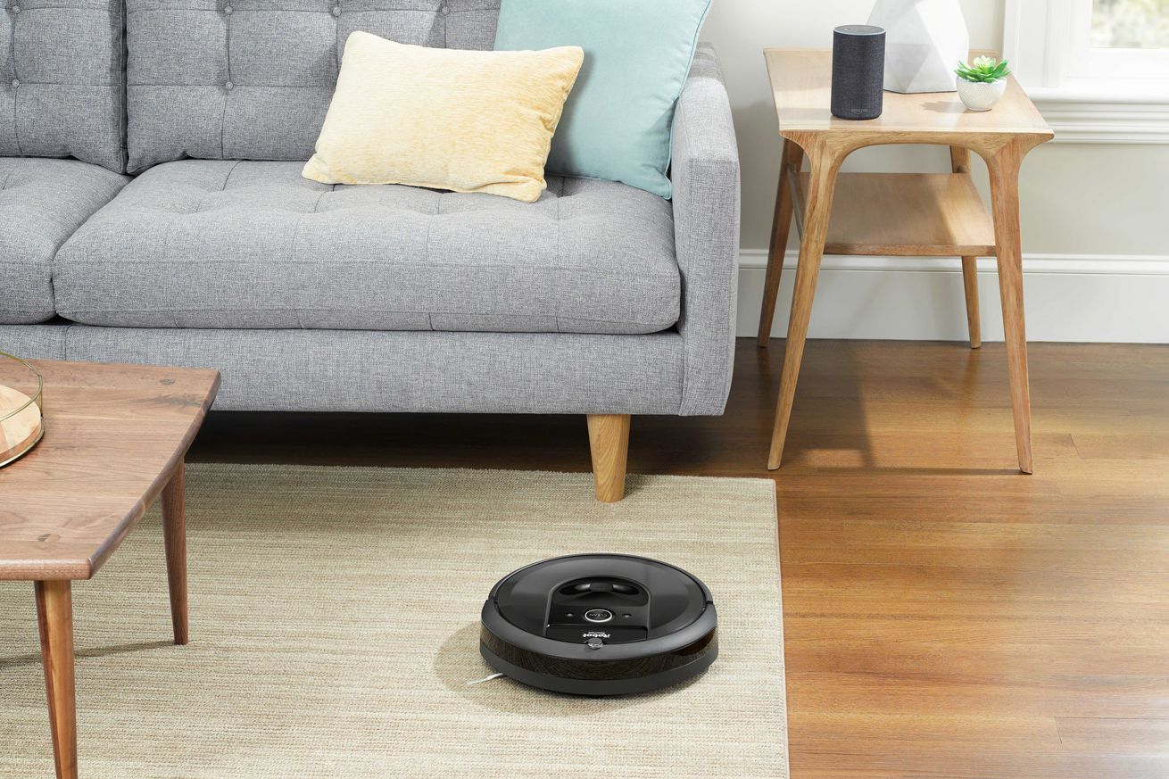 irobot s latest roomba remembers your home s layout and empties itself
