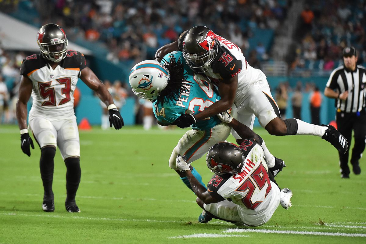 efca2857 Buccaneers at Dolphins final score and immediate reactions - The ...