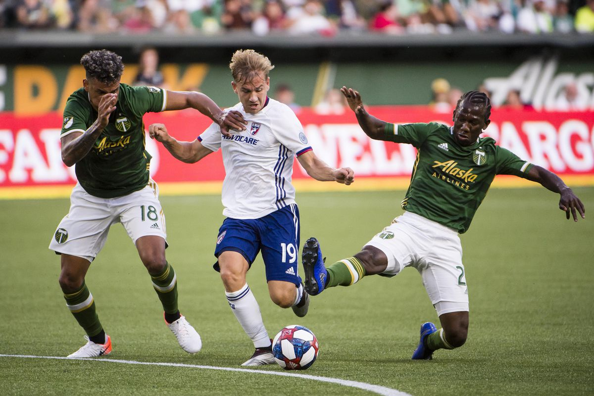 MLS: FC Dallas at Portland Timbers