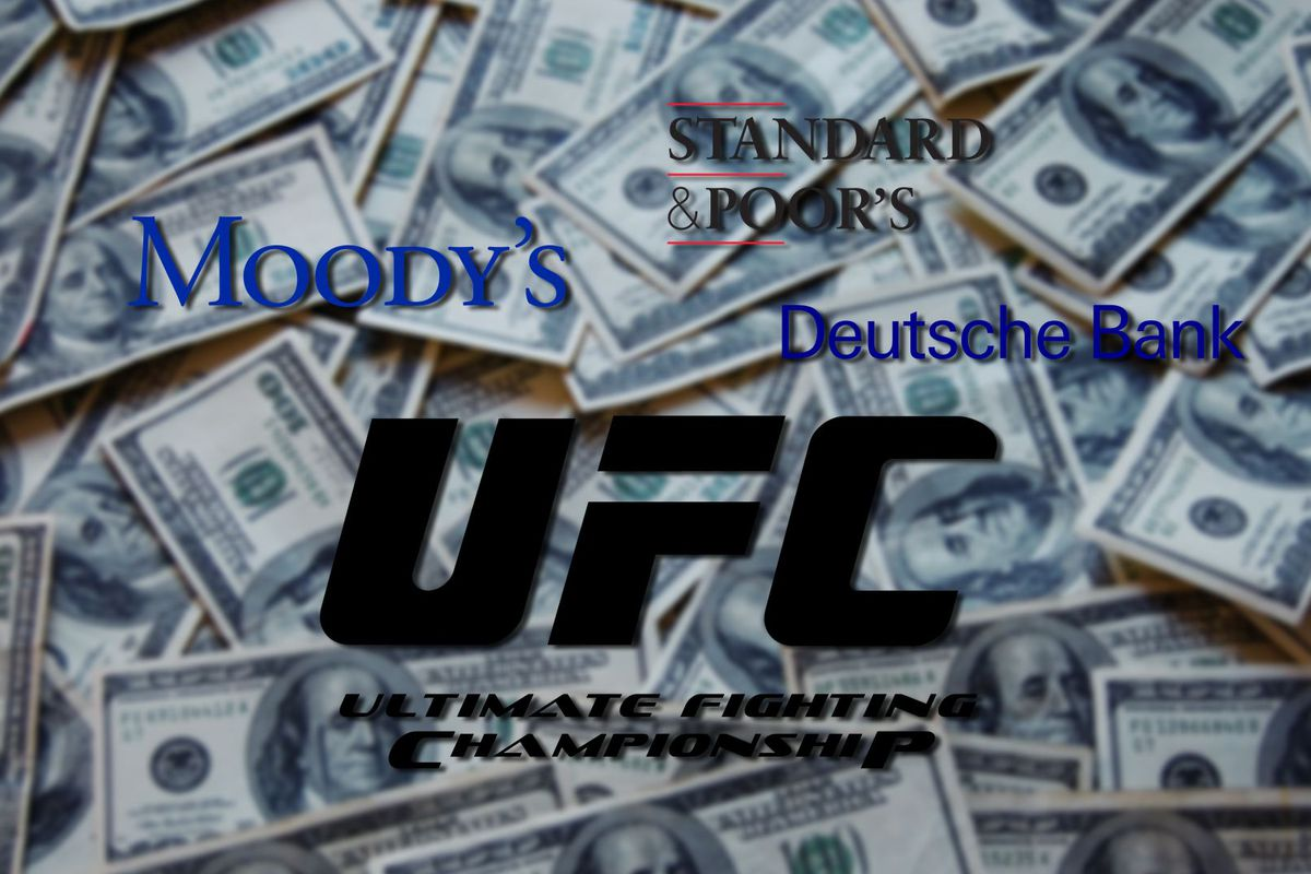 What investors are being told about UFC revenues - Bloody Elbow